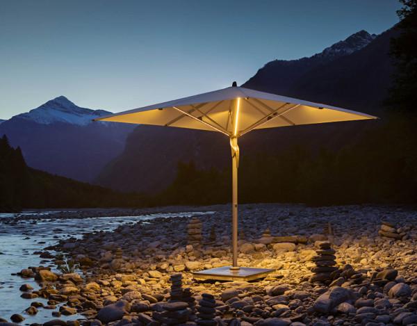 lambert-gmbh-goeppingen-sonnenschirme-aluminiumschirm-mittelmastschirm-gastronomieschirm-glatz-fortello-led-schirmbeleuchtung-plattensockel